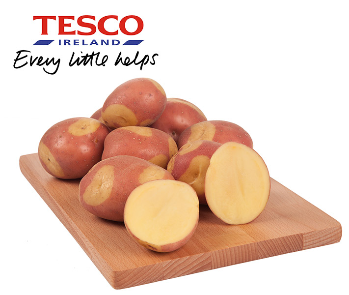 potato, board, tesco, product photography, advertising Dublin