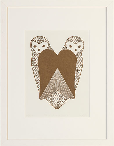 fawn, birds, owls, art print, product photography, shoot, Dublin, Ireland