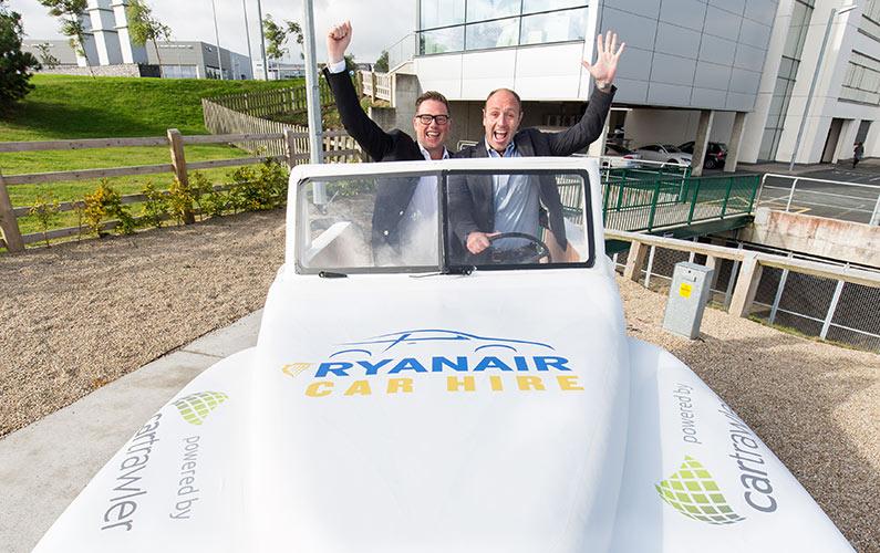 Car, PR, Ryanair, Kenny, Dublin, Public Relations