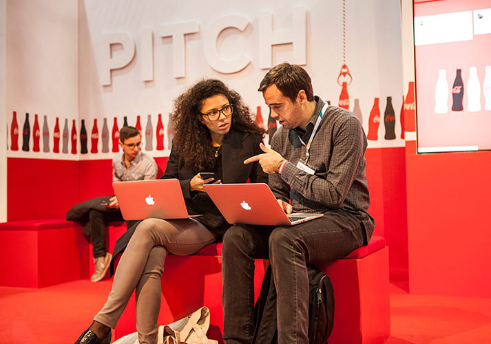 events photography, conference, photographs, web summit, 2014,