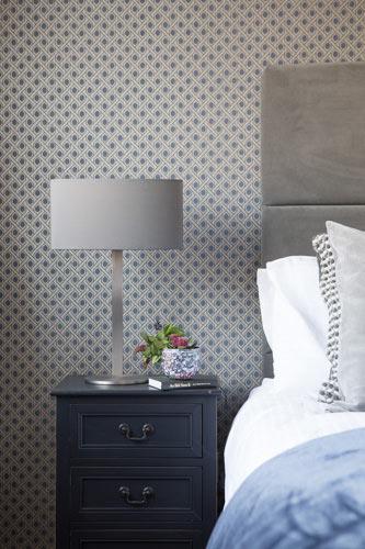 House photographer, side table, design Dublin, bedroom